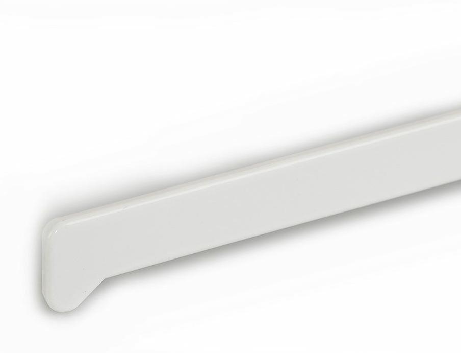 Moeller 60 см, Заглушка для подоконника ПВХ пара (белая матовая)