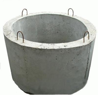 Кольцо колодезное КС-7-3 фото