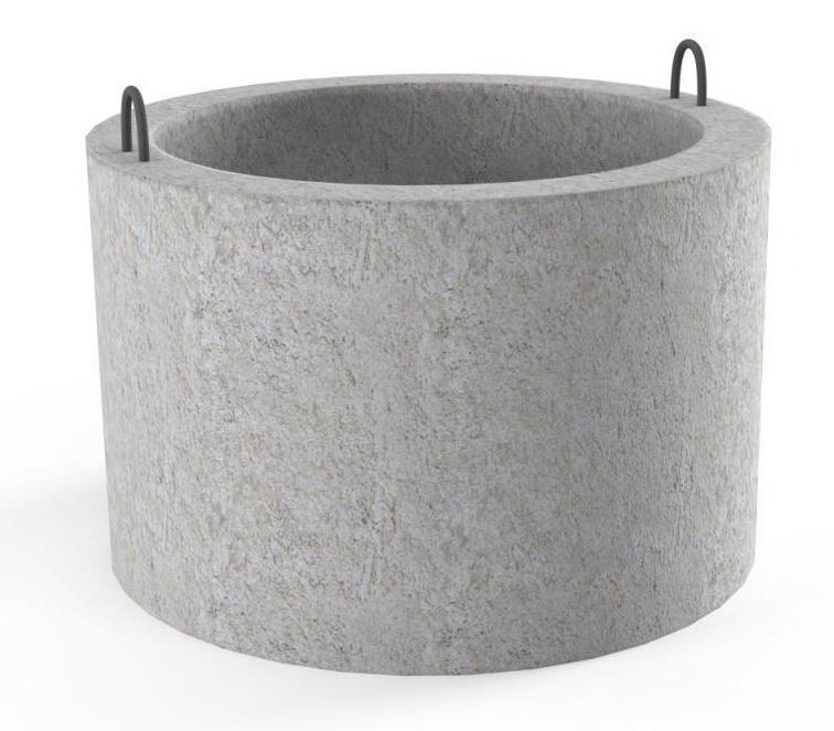 Кольцо колодезное КС-7-6 фото