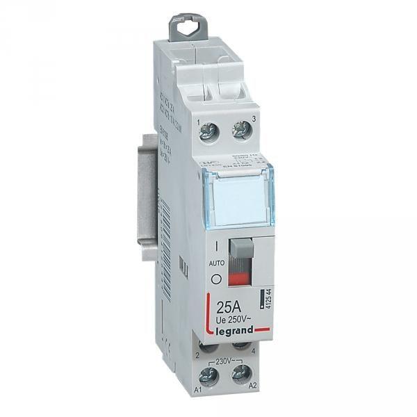 Контактор Legrand CX3 24V 4НО, номинальный ток 25А фото