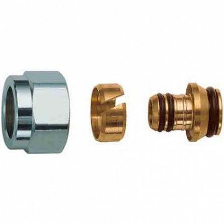 Концовка FAR FC607658802 для металопластиковых труб 16х2 мм фото