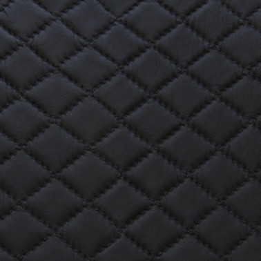 Декоративная панель МДФ Deco Ромбо 20 черный 305 2800х390 мм фото