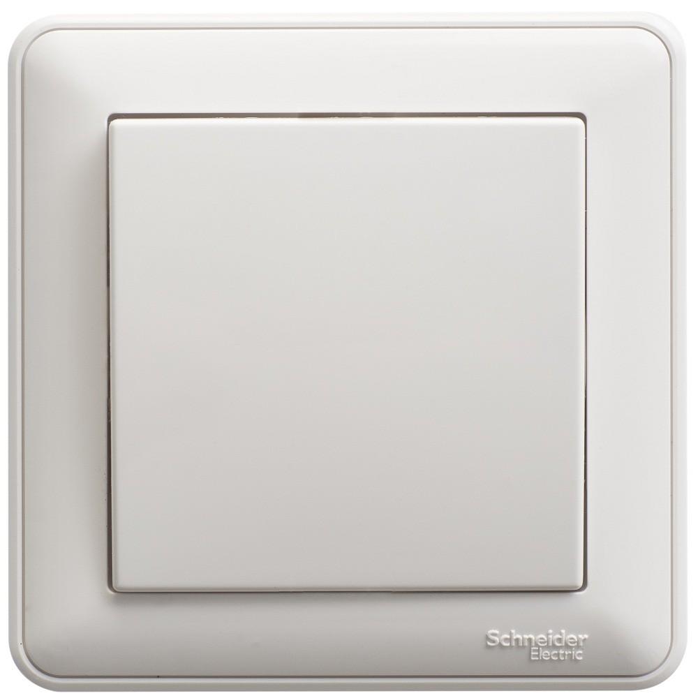 Переключатель накладной Schneider Electric W59 VS616-156-18 одноклавишный белый фото