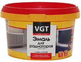 VGT Профи 0.5 кг, Эмаль для радиаторов (супербелая)