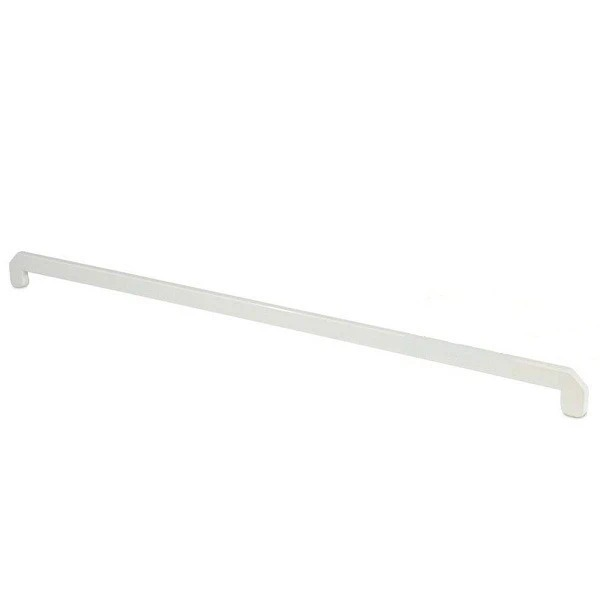 Danke Standard Bianco 70 см, Заглушка для подоконника ПВХ универсальная пара (белая) фото