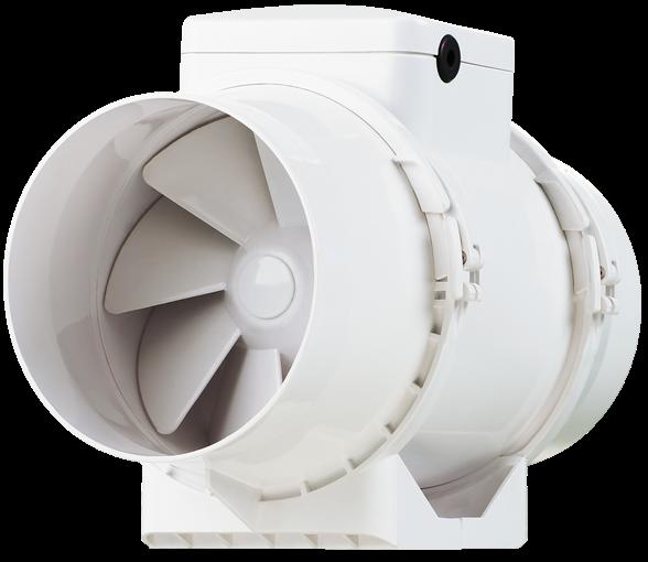Вентс ТТ 125, 125 мм, Вентилятор канальный фото