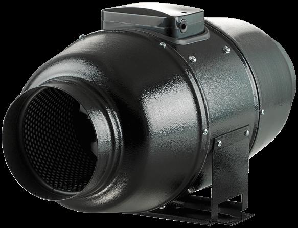 Вентс ТТ Сайлент-М 100, 100 мм, Вентилятор канальный фото