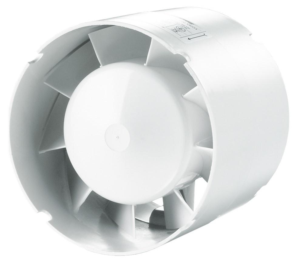 Вентс 125 ВКО Л, 125 мм, Вентилятор канальный осевой фото