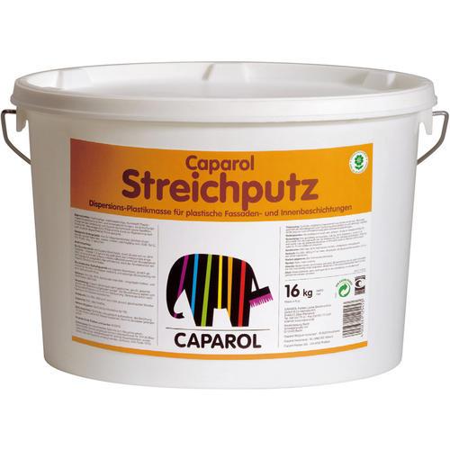 Caparol Streichputz, 16 кг, Штукатурка декоративная дисперсионная фото