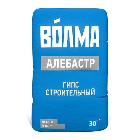 Алебастр Волма 30 кг.
