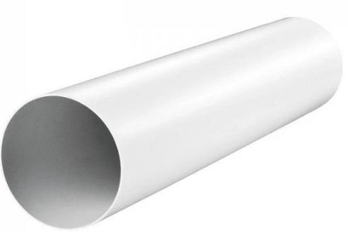 Канал круглый Вентс Пластивент 4020, диаметр 200 мм(2 м) фото