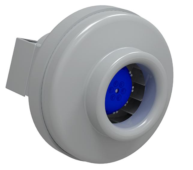 Вентилятор канальный центробежный Shuft CFk 100 Max.