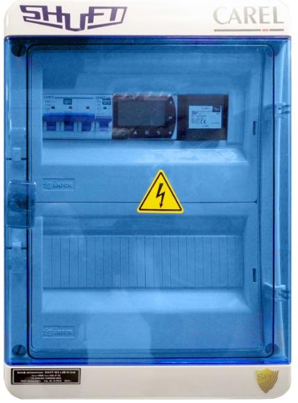 Щит управления Shuft-E15-SF345 36 модулей.