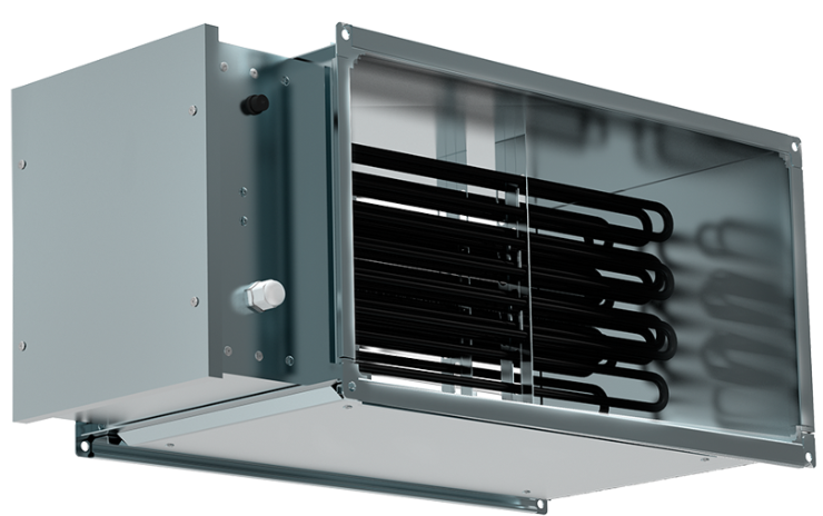 Нагреватель электрический Shuft для прямоугольных каналов EHR 600х300-15.