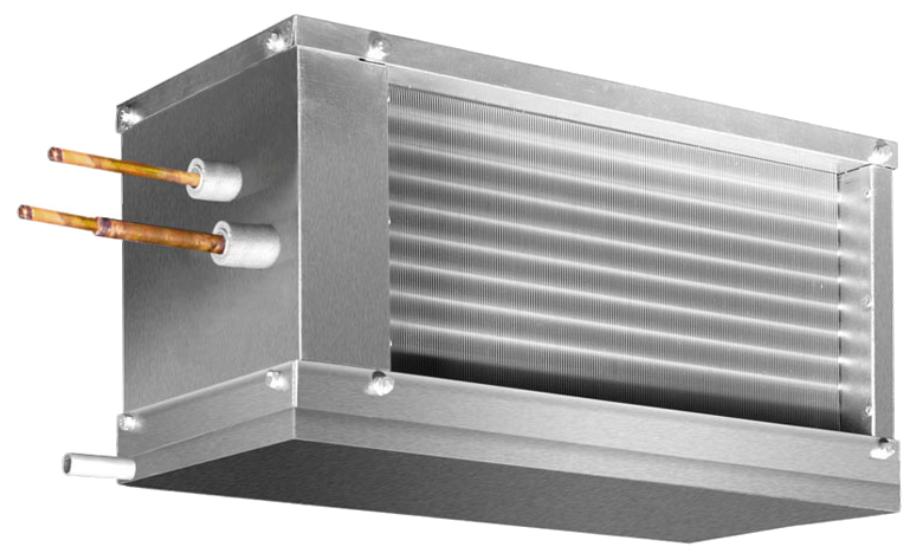 Охладитель фреоновый Shuft WHR-R 1000х500/3.