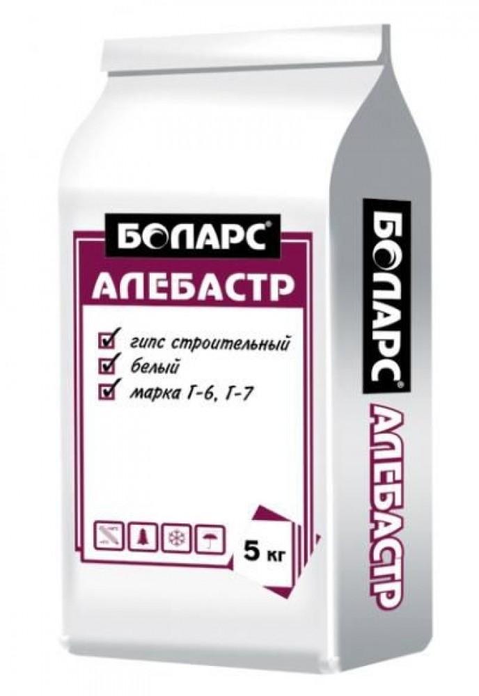 Алебастр Боларс 5 кг.