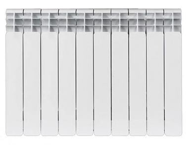 Радиатор алюминиевый Sira Emilia 500/100, 10 секций фото