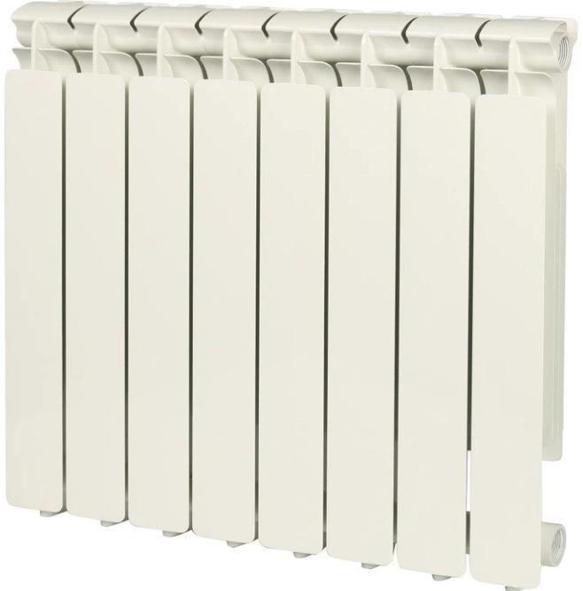 Радиатор алюминиевый Stout Bravo 500, 8 секций фото