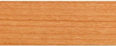 Плинтус шпонированный Pedross (вишня), 2500х80х20 мм фото