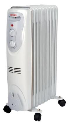Радиатор масляный Ресанта ОМ-9Н, 9 секций фото