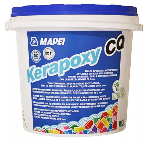 Mapei Kerapoxy 113, 5 кг, Затирка эпоксидная фото