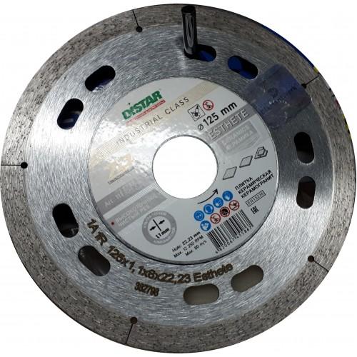 Distar Esthete, 125х22х1.1 мм, Диск алмазный фото