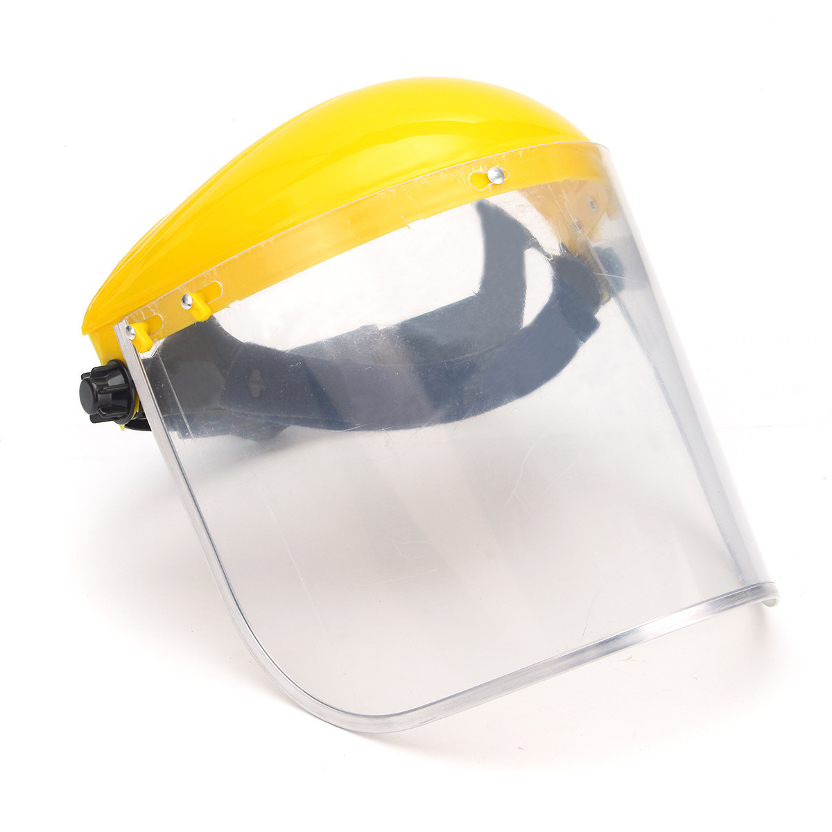 Маска защитная прозрачная фото