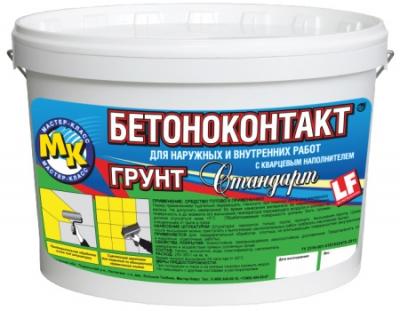 Мастер Класс Бетоноконтакт, 5 кг, Грунтовка для бетона фото