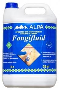 Alpa Fongifluid, 5 л, Противогрибковое средство фото