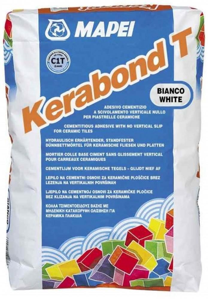 Mapei Kerabond T White, 25 кг, Клей