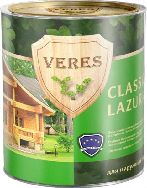 Veres Classic, 2,7 л, Антисептик каштан фото