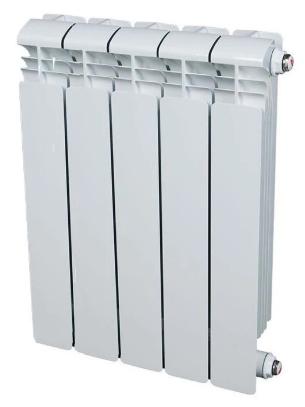 Радиатор биметаллический Rifar Base 500/100, 5 секций фото