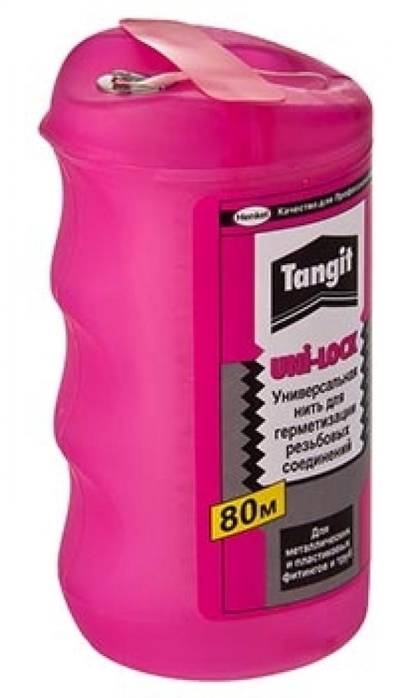 Нить-герметик Tangit Uni-Lock 80 м.