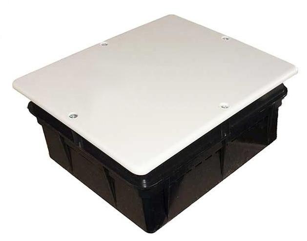 Коробка распаячная внутренняя, 160х100 мм фото