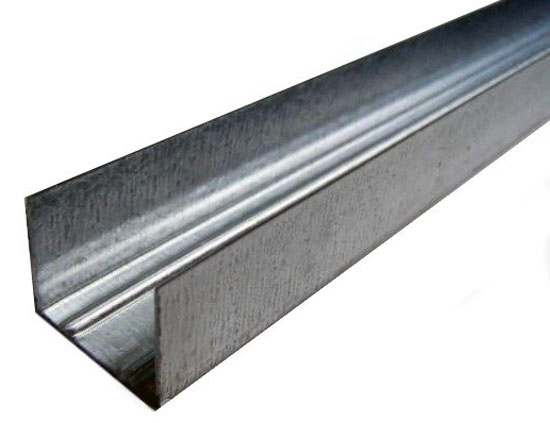ПН 28х27х0.5 мм Эконом, 3 м, Профиль направляющий потолочный фото
