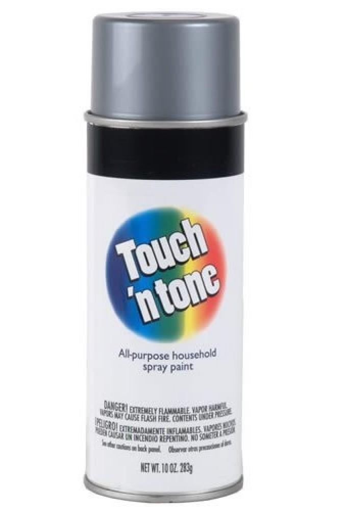 Dap Touch'n Tone 283 мл, Эмаль аэрозольная универсальная (алюминиевая) фото