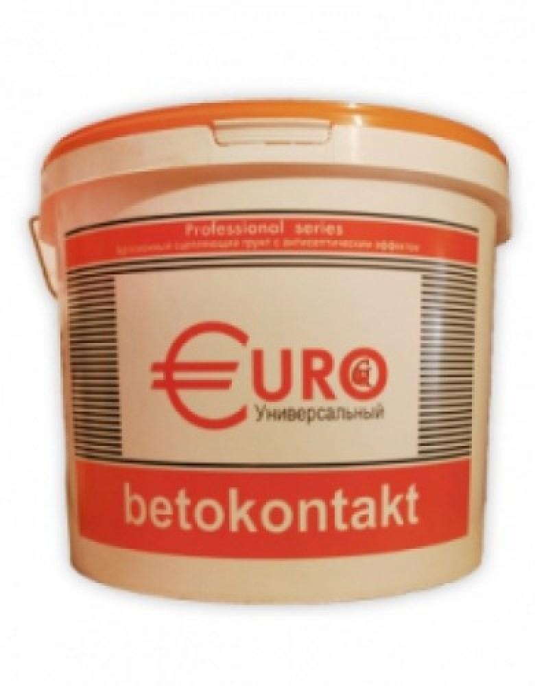 Гермес Euro Бетоноконтакт, 5 кг, Грунтовка для бетона фото