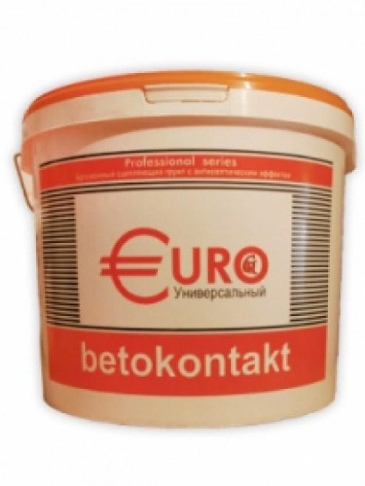 Гермес Euro Бетоноконтакт, 10 кг, Грунтовка для бетона фото