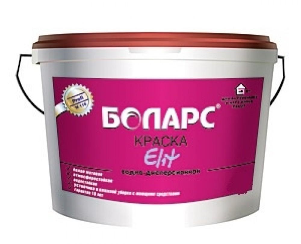 Боларс Elit 15 кг Краска интерьерная акриловая (белая).