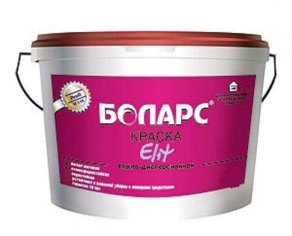 Боларс Elit 7 кг Краска интерьерная акриловая (белая).