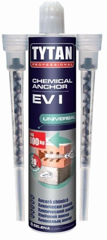Tytan EV-I 300 мл Анкер химический.
