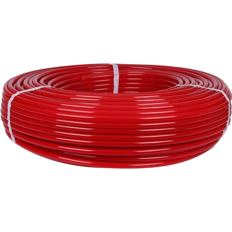 Труба Stout PEX-a SPX-0002-001620 16х2 мм красная бухта 200 м фото