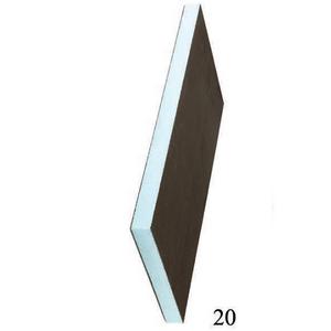 Звуко-теплоизоляционная панель STUROFOAM RPG 20 XPS 2500х600х20мм, 1.5м2 фото