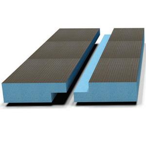 Звуко-теплоизоляционная панель STUROFOAM DOW РПГ 20, 2485х585х20мм, 1.5м2 фото