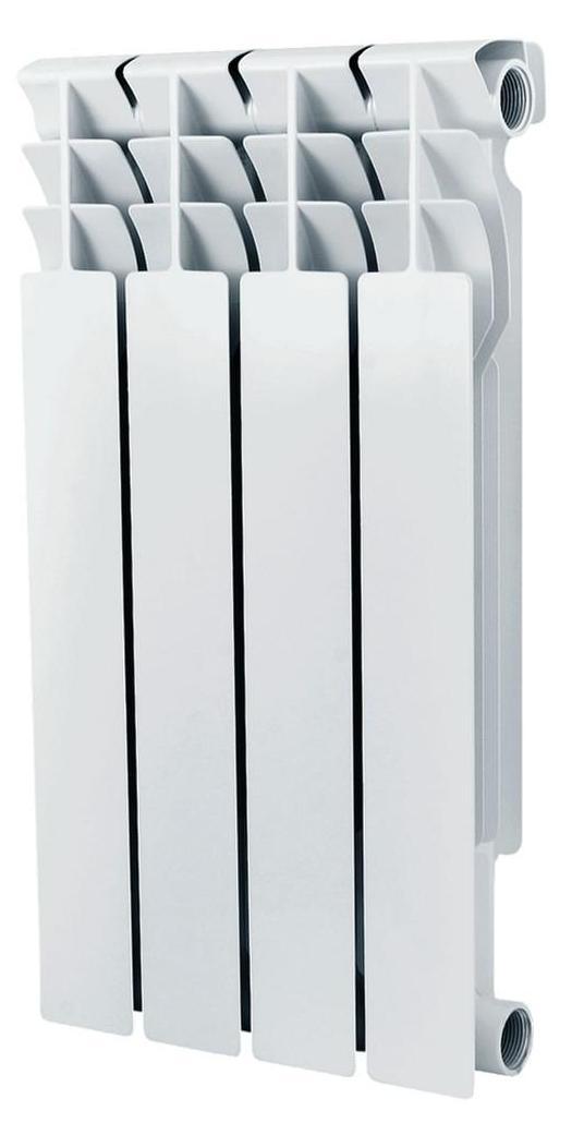Ogint Ultra Plus 500/80, Радиатор биметаллический секционный, 4 секции фото