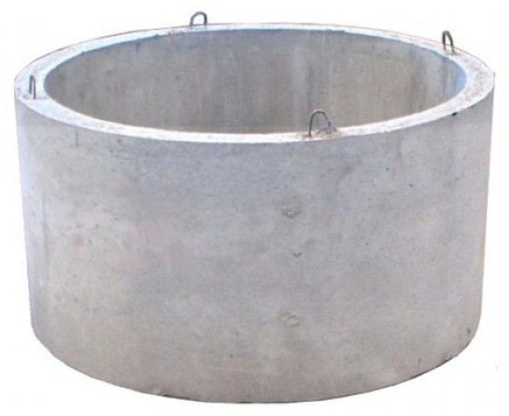 Кольцо колодезное КС-10-6 фото