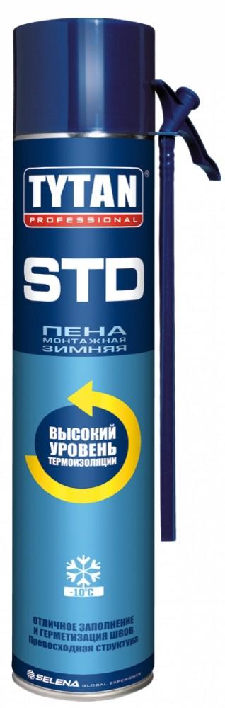 Tytan STD, 750 мл, Пена монтажная зимняя фото