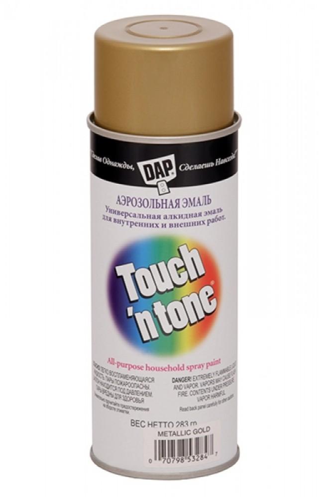 Dap Touch'n Tone 283 мл, Эмаль аэрозольная универсальная (синяя) фото