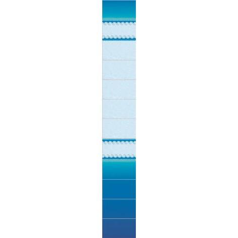 Стеновая панель ПВХ Venta Exclusive Дельфины фон VE375E 718H 2700х375 мм.