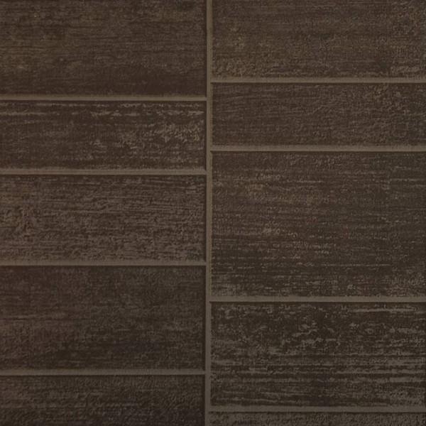 Стеновая панель ПВХ Venta Extrapan Милано мини шоколадный матовый VEA375R 124 м 2600х375 мм.